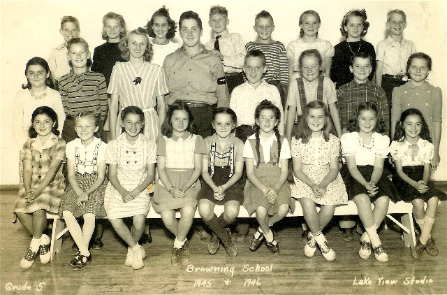 5th Grade Browniing School